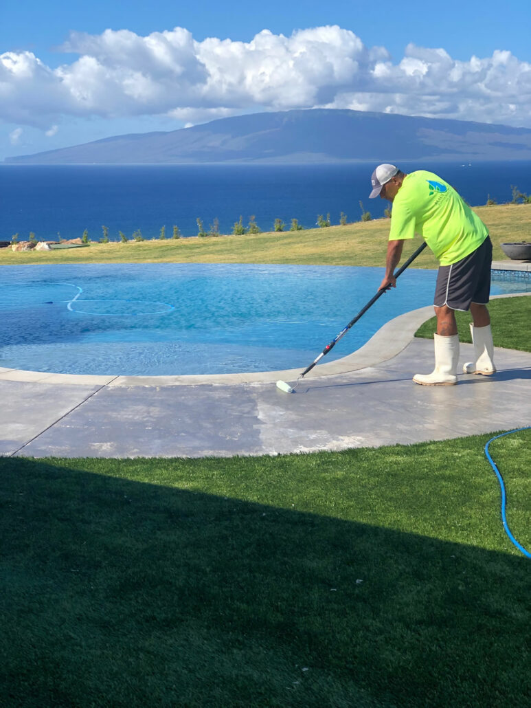 Home Pool Cleaning